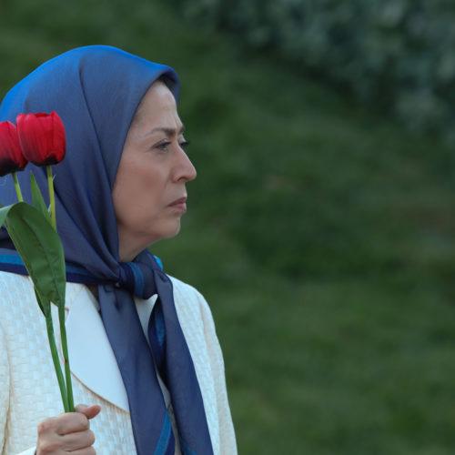 مریم رجوی در مراسم بزرگداشت فروغ جاویدان- مرداد ۱۳۹۸