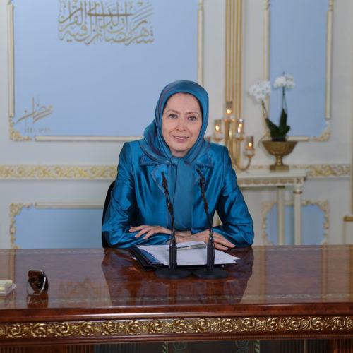 سخنرانی مریم رجوی بهمناسبت آغاز ماه مبارک رمضان- اردیبهشت ۱۳۹۹