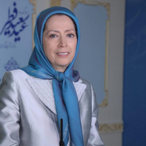 سخنرانی مریم رجوی بهمناسبت عید فطر- خرداد ۱۳۹۹