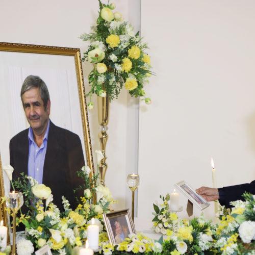 گرامیداشت حامی فرانسوی-اسپانیایی مقاومت ایران، آقای مانوئل ریسکز و گرامیداشت مجاهد صدیق حسام شهیدزاده از اعضای برجسته و فرماندهان مجاهدین خلق ایران