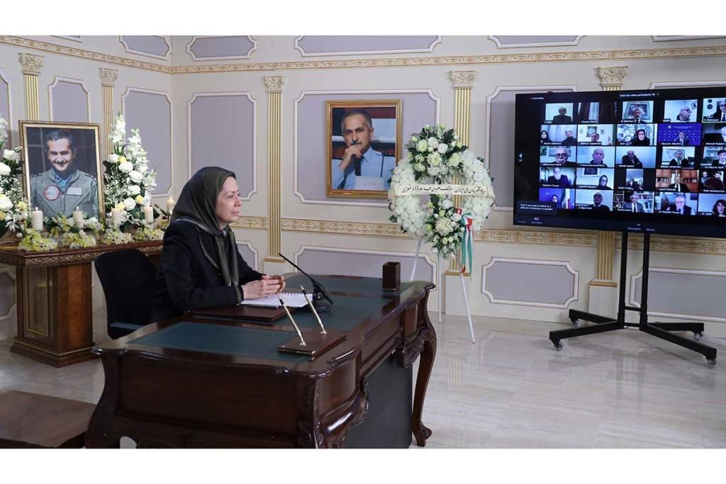 بزرگداشت قهرمان ملی، سرهنگ خلبان بهزاد معزی