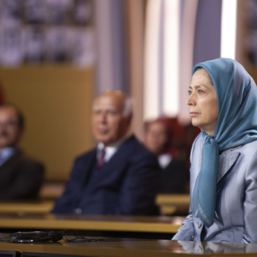 مریم رجوی در سالگرد قيام كبير آبان ۹۸- ۲۰آبان ۱۳۹۹