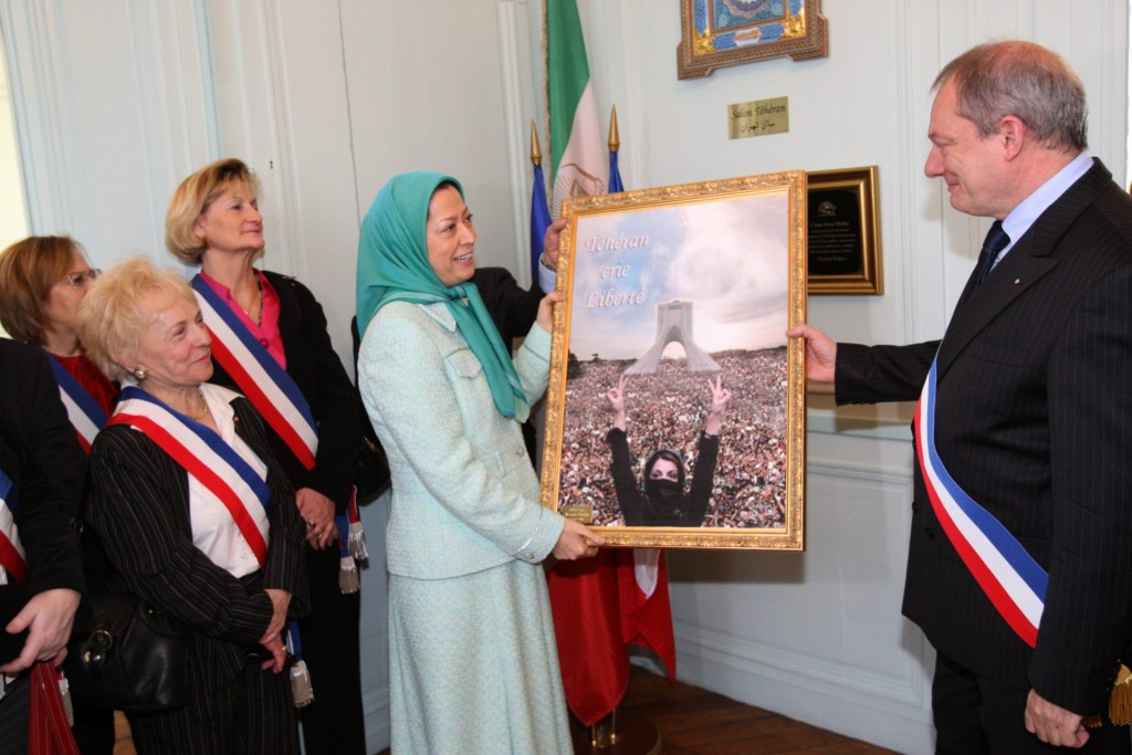 سخنان شهردار مانی آن وكسن در افتتاح سالن تهران