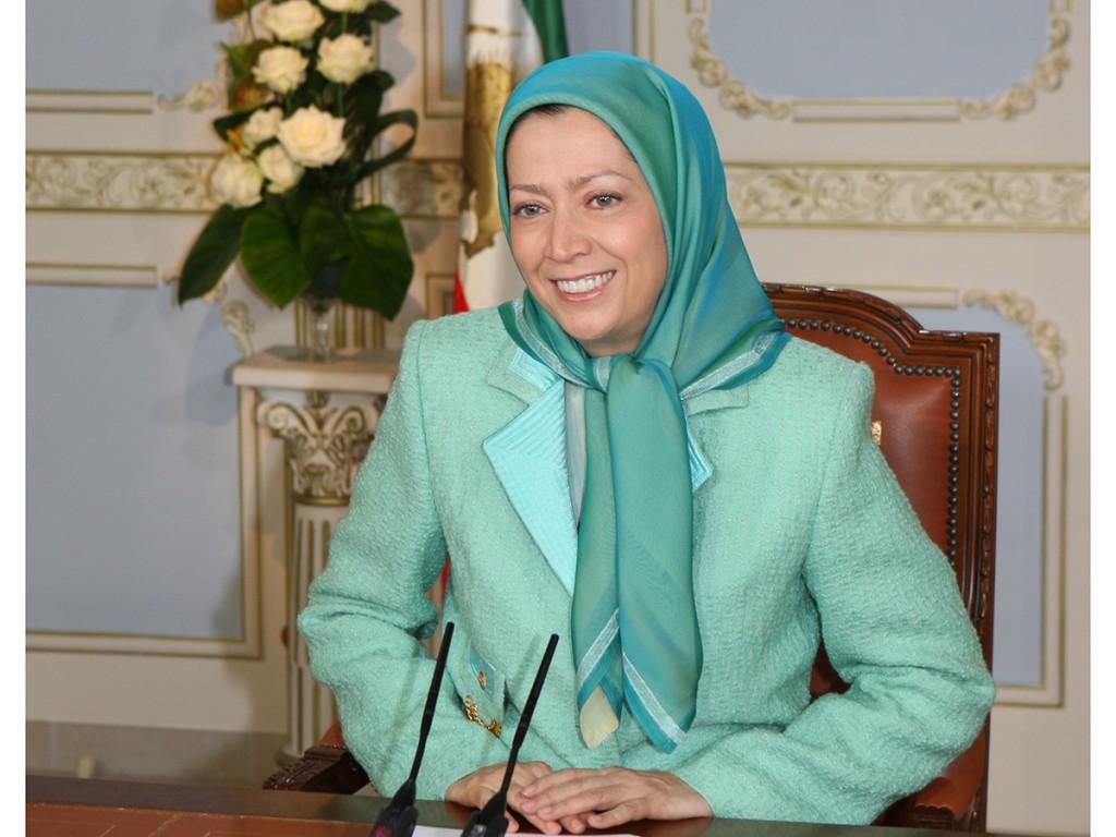 آسوشیتدپرس: رهبر اپوزیسیون مریم رجوی؛ ایران در انتظار تولدی مجدد