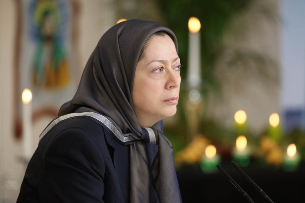 قیام مردم ایران در عاشورای حسینی