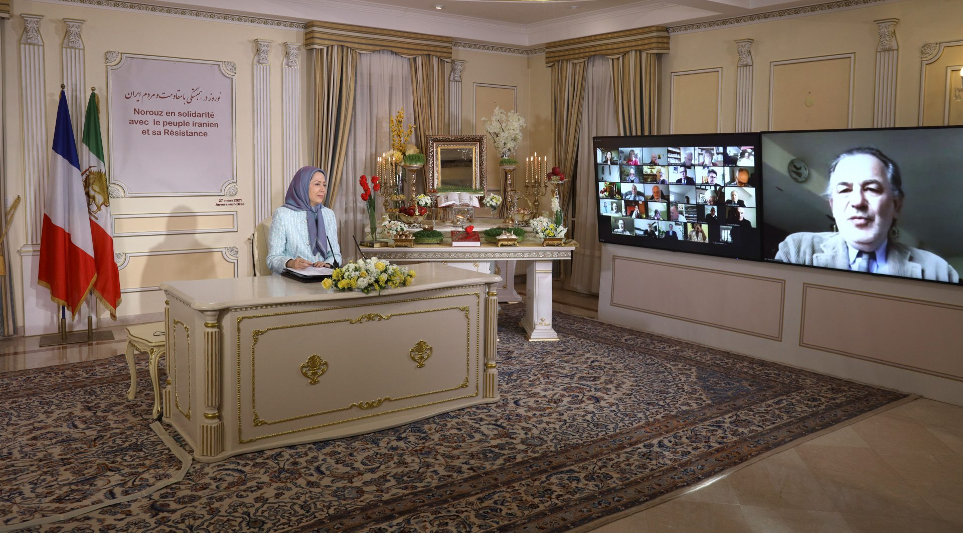 مریم رجوی: انتظار مردم ایران از اروپا، یک سیاست قاطع در قبال رژیم ایران و دفاع از حقوقبشر