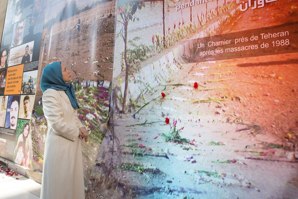 یاد شهیدان در بهاران قیام و شورش پاینده باد