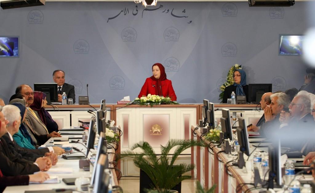 اجلاس میاندورهیی شورای ملی مقاومت