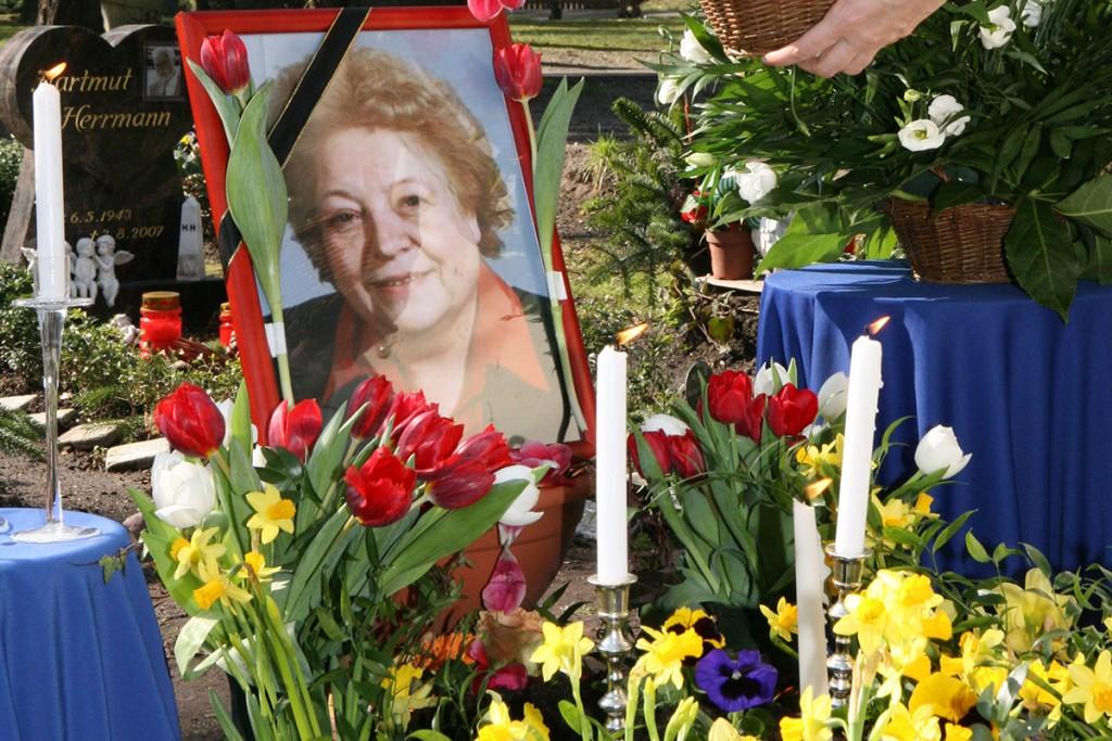 پیام تسلیت به مناسبت درگذشت خانم اینگرید هولتس هوتر