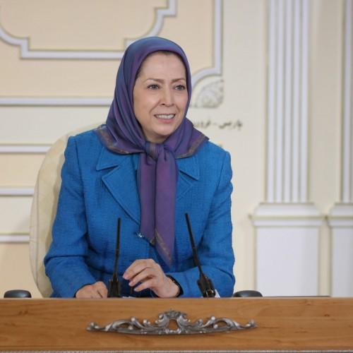 اجلاس میاندورهیی شورای ملی مقاومت ایران - ۱۱فروردین ۱۴۰۰