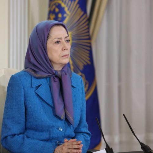 اجلاس میاندورهیی شورای ملی مقاومت ایران – ۱۱فروردین ۱۴۰۰
