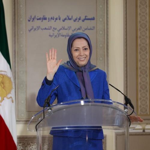 بهمناسبت ماه مبارک رمضان- کنفرانس همبستگی عربی- اسلامی با مردم و مقاومت ایران – ۲۵فروردین ۱۴۰۰