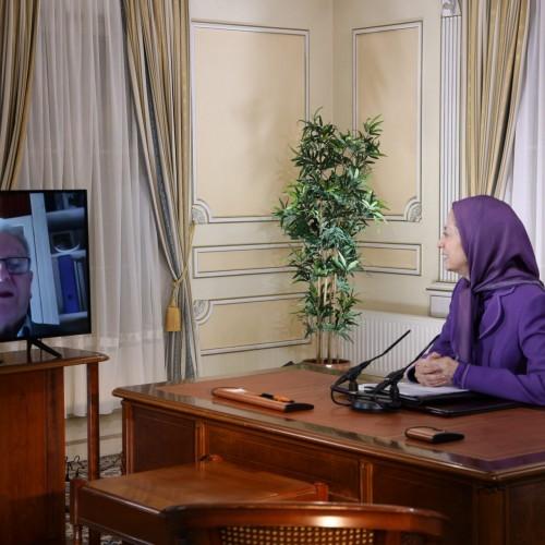 دیدار با استاندار ایوبونه رئیس سازمان ضدجاسوسی فرانسه در دوران ریاست جمهوری فرانسوا میتران