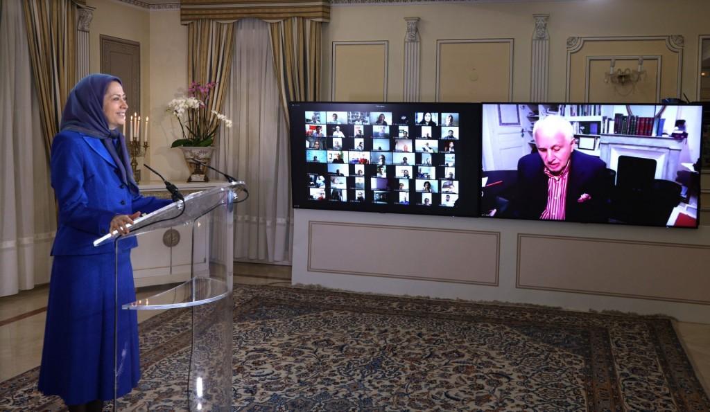 مریم رجوی: آخوندهای حاکم بر ایران خصم همه ادیان ابراهیمی و همه مذاهب اسلام هستند