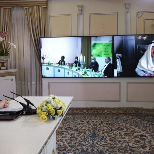سخنرانی احمد جارالله سر دبیر روزنامه السیاسة کویت، در کنفرانس همبستگی عربی- اسلامی با مردم و مقاومت ایران
