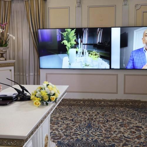 سخنرانی دکتر خالد الیمانی، وزیر خارجه سابق یمن در کنفرانس همبستگی عربی- اسلامی با مردم و مقاومت ایران