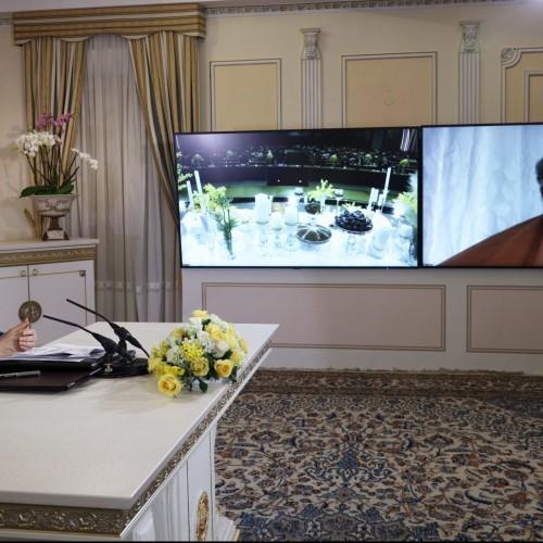 سخنرانی شیخ داهو مسکین، دبیرکل شورای امامان فرانسه در کنفرانس همبستگی عربی- اسلامی با مردم و مقاومت ایران