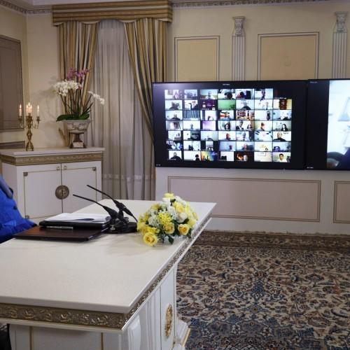 سخنرانی احمد رفعت- نماینده پارلمان مصر در کنفرانس همبستگی عربی- اسلامی با مردم و مقاومت ایران