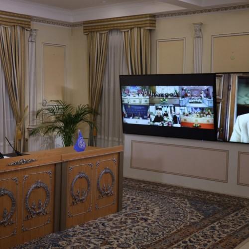 سخنرانی خانم فلور صدودی در اجلاس میاندورهیی شورای ملی مقاومت ایران