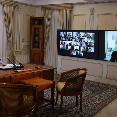 دیدار با همسایگان اور سور اوراز و شهروندان استان والدواز