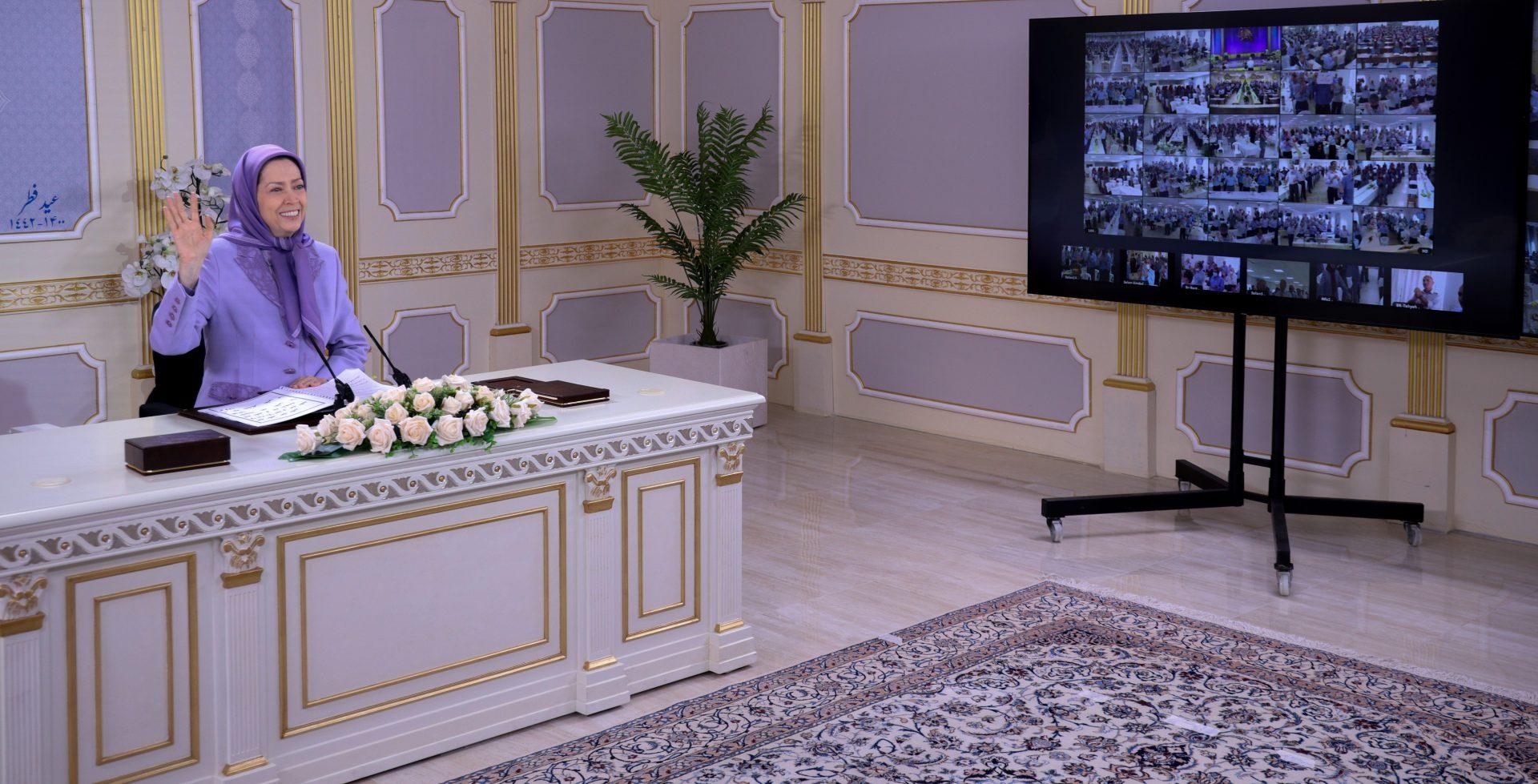 سخنرانی بهمناسبت عید سعید فطر – اشرف ۳