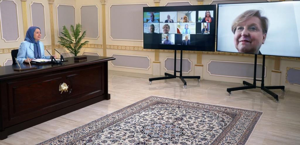 مریم رجوی: وضعیت وخامت بار حقوقبشر در ایران و وظایف اتحادیه اروپا