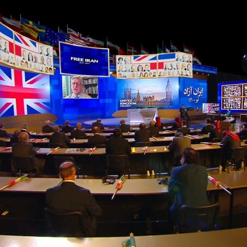 سخنرانی استیو مک کیپ در روز دوم اجلاس جهانی ایران آزاد- اروپا – خاورمیانه در حمایت از مقاومت-۲۰تیر۱۴۰۰