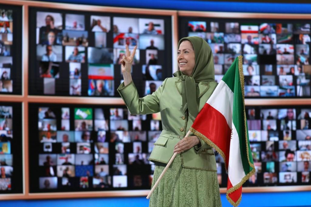 رژیم آخوندی در بنبست سرنگونی، آلترناتیو دمکراتیک بهسوی پیروزی