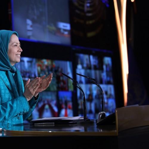 اجلاس میاندورهیی شورای ملی مقاومت ایران – تیر ۱۴۰۰