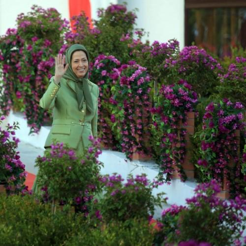 مریم رجوی در اجلاس جهانی ایران آزاد- آلترناتيو دمكراتيک بسوی پيروزی – ۱۹تیر۱۴۰۰