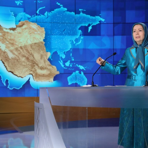 سخنرانی مریم رجوی در دومین روز اجلاس جهانی ایران آزاد- اروپا – خاورمیانه در حمایت از مقاومت-۲۰تیر۱۴۰۰