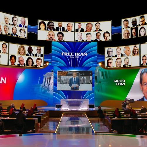 سخنرانی ترتزی ـ وزیر خارجه ایتالیا (۲۰۱۱) در اجلاس جهانی ایران آزاد- آلترناتيو دمكراتيک بسوی پيروزی - ۱۹تیر۱۴۰۰