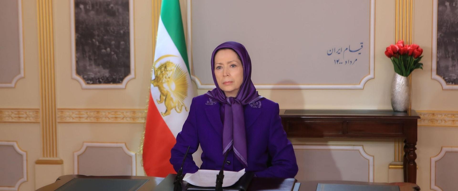 قیام ایران از خوزستان تشنه و رنجدیده شعله کشید