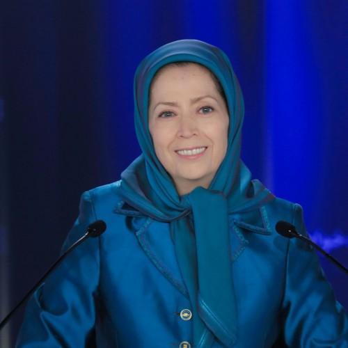 مریم رجوی: دادخواهی مترادف پایداری بر سر موضع و مقاومت برای سرنگونی و آزادی است