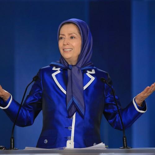 مراسم سالگرد تاسیس سازمان مجاهدین خلق ایران- شهریور ۱۴۰۰